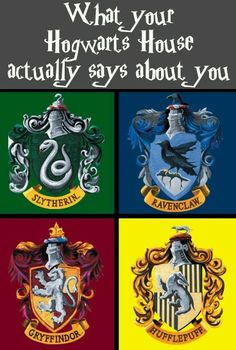 ALL THE HUFFLEPUFFS ARE TRUE FOR ME