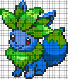 perler beads patterns pokemon abra | ... Perler Bead Pattern | Bead Sprites | Characters Fuse Bead Patterns