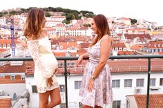 Interview with the blogger Fernanda Ferreira Velez from blog da Carlota   Hotel Chiado   01 of June 2014.  Photo Credits Rute Obadia  Look: Dress Galliano by Style in a Box   Clutch and earings Parfois   ring by Tous