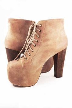 Lita Taupe Suede. call me crazy, but i want them.