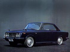 Toyota Corona coupe - '65 - '69