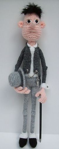 Eddy, cute pattern from Ginia