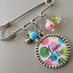 Grandma To Be pin Aunt To Be Mom TO be pin by buttonit on Etsy