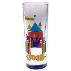 Disney Shooter Shot Glass - 2015 Walt Disney World Resort