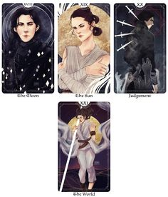 After 3 painful years of so much drama, sweat, anxiety attacks and stress, I finally finished the major arcana and felt it was fitting to share this on the release of the final trilogy teaser! Star Wars Jokes, Star Wars Facts, Reylo, Star Wars Padme, Kylo Ren And Rey, Star Wars Drawings, Star Wars Prints, Tarot Major Arcana, Tag Art