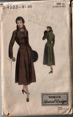 Vogue Special Design S-4023 (1950)