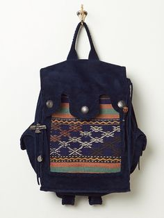 Simone Camille + Free People Harlow Backpack at Free People Clothing Boutique