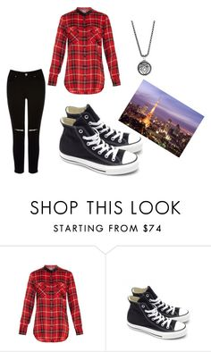 """Travel To Paris :)"" by dadyrabbit on Polyvore featuring Vince, Converse and Oasis"