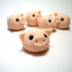 molding clay ideas wee ornament so simple and easy would make cute beads crafting modeling clay crafts for toddlers