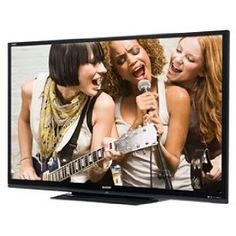"""80 inch LED TV... I guess I could settle for a 60""""."""
