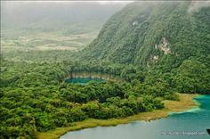 Cenote en Huehuetenango