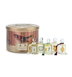 Penhaligon's launched for this Christmas this beautiful luxury gift set.
