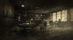 The Big Horn Saloon ( Fallout: New Vegas, )