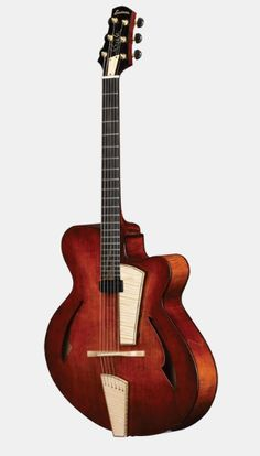 Eastman Guitars. Pagelli Archtop Signature Series.