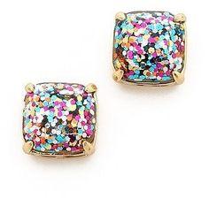 Kate Spade Square Stud Earrings ($38)