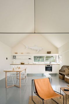 Little House on the Ferry is a seasonal guesthouse comprised of three micro cabins connected by a web of outdoor decks on Vinalhaven, an island off the coast...
