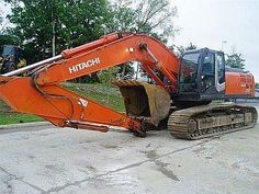 This Used 2006 #Hitachi Zx350 LC-3 #Excavator available at heavy-machinerytrader.com. Hitachi excavator working in construction area has been the last few years and now it looks very good to work for next few years. Now it's available for sale at very cheap prices by Nortrax INC dealers in Tampa, FL, USA. If you interested to see more details, then click here: http://www.heavy-machinerytrader.com/used-machinery/2006/excavator/hitachi/zx350/lc-3/1026/