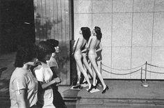 Bernard Pierre Wolff Tokyo, Japan, 1981: Shinjuku