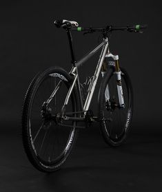 Firefly Ti MTB - Hmm! Would love to test ride one of these...