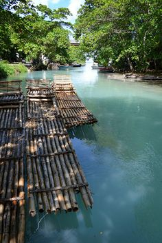 River rafting on the White River in Ocho Rios by joe.tolley, via Flickr