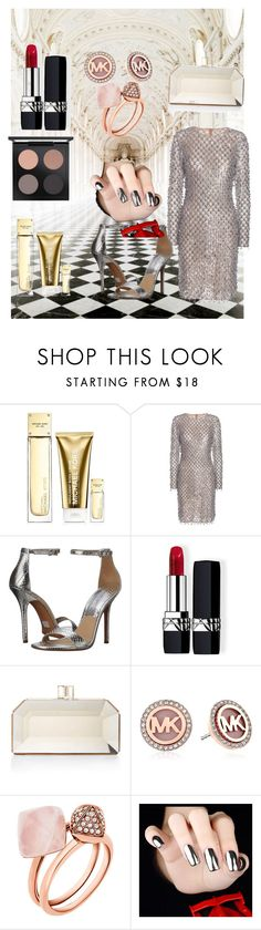 """""""Forever styler"""" by aycami ❤ liked on Polyvore featuring Michael Kors, Christian Dior, Judith Leiber and MAC Cosmetics"""