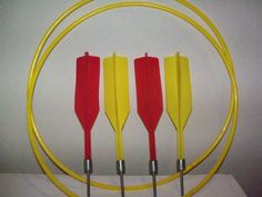 Vintage Lawn Darts- I used to love this game.  Played it at every family picnic growing up