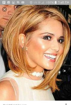 Cute Medium Hairstyles Haircut  Cute Medium Mid Length Layered Hairstyle Caramel