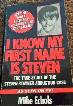 Mike Echols - I Know My First Name Is Steven