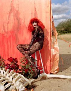 Tim Burton reimagines the season's dark delights. Photographs by Tim Walker. Read more: Tim Burton Halloween Fashion - Tim Burton Fashion Shoot - Harper's BAZAAR