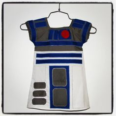 Cute R2-D2 Toddler's Dress
