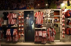 Atletico Madrid Store