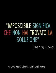Niente è impossibile!