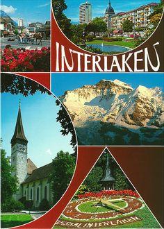 Inerlaken, Switzerland