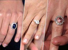Princess Eugenie Engagement Ring, Princess Diana Ring, Royal Engagement Rings, Princess Meghan, Wedding Rings, Royal Rings, Royal Crown Jewels, Royal Crowns, Royal Jewelry