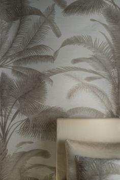 #Rubelli - Tissu Honolulu - ARMANI CASA exclusive textiles by RUBELLI http://www.rubelli.com/