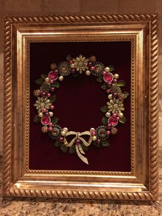 Wreath. Made by B. Turchi 2014