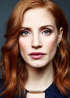 Jessica Chastain for Vanity Fair (November 2015)