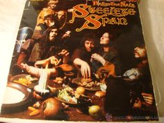 LP STEELEYE SPAN - BELOW THE SALT LP 1972 EDICION ESPAÑOLA CARPETA ABIERTA VG++ DISCO VG+