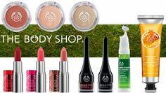 Amostras e Passatempos: Passatempo LuxWoman / The Body Shop