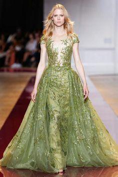 #zuhairmurad #catwalk #dress #hautecouture #fashion