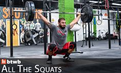 All The Squats | btwb press