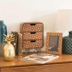 Caja con 3 cajones A 29 cm MAYFAIR | Maisons du Monde