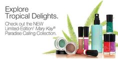 Mary Kay | Paradise Calling Contact me for your free sample