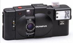 Olympus XA2 35mm Capsule Camera