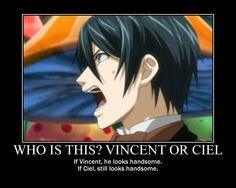 Who Is This? Vincent or Ciel  Kuroshitsuji- Ciel in Wonderland OVA Part 2