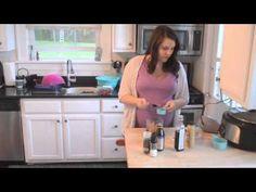 Video: Simple Strawberry Vinaigrette   Simply Baby