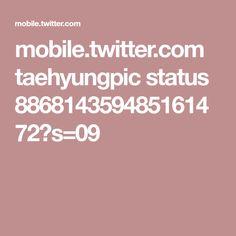 mobile.twitter.com taehyungpic status 886814359485161472?s=09