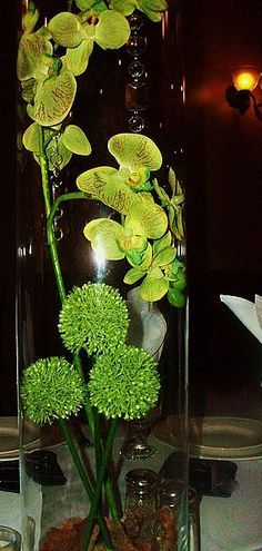 Centerpiece made by Unique Ave