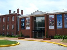 Biggs Museum of American Art in Central Delaware, one of the locations featured along the Delaware History Trail.