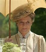 The Dowager Countess of Grantham